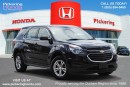 Used 2016 Chevrolet Equinox LS BLUETOOTH REAR CAMERA for sale in Pickering, ON