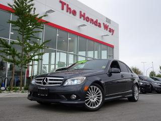Used 2010 Mercedes-Benz C250 C250 4-MATIC - Honda Way Certi for sale in Abbotsford, BC