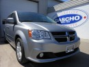 Used 2016 Dodge Grand Caravan Crew|StowNGo|Cloth Interior for sale in Kitchener, ON