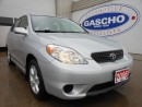 Used 2006 Toyota Matrix XR|Auto|Remote Start|Hatchback for sale in Kitchener, ON