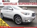 Used 2014 Infiniti QX60 | 7 PASSENGER | LEATHER INTERIOR | SUNROOF for sale in Oakville, ON