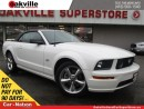 Used 2006 Ford Mustang GT | ONLY 34,200 KM's | LEATHER INTERIOR | MANUAL for sale in Oakville, ON