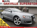 Used 2009 Audi A5 3.2L | QUATTRO | NAVI | BLIND SPOT | REV CAM for sale in Oakville, ON