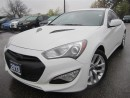 Used 2013 Hyundai Genesis Coupe 2.0T Premium-Naviigation-Off lease for sale in Mississauga, ON