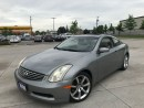 Used 2006 Infiniti G35 2 door,Coupe, Automatic, Certify, Leather, Sunroof for sale in North York, ON