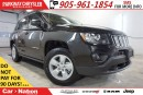 Used 2017 Jeep Compass PRE-CONSTRUCTION SALE| SPORT| AC| 5-SPD MT| for sale in Mississauga, ON