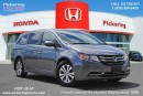 Used 2015 Honda Odyssey EX-L LEATHER NAVI POWER DOORS for sale in Pickering, ON