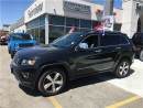 Used 2016 Jeep Grand Cherokee Limited..Roof/ Navi for sale in Burlington, ON