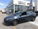 Used 2013 Dodge Dart SXT.. Rallye Group for sale in Burlington, ON