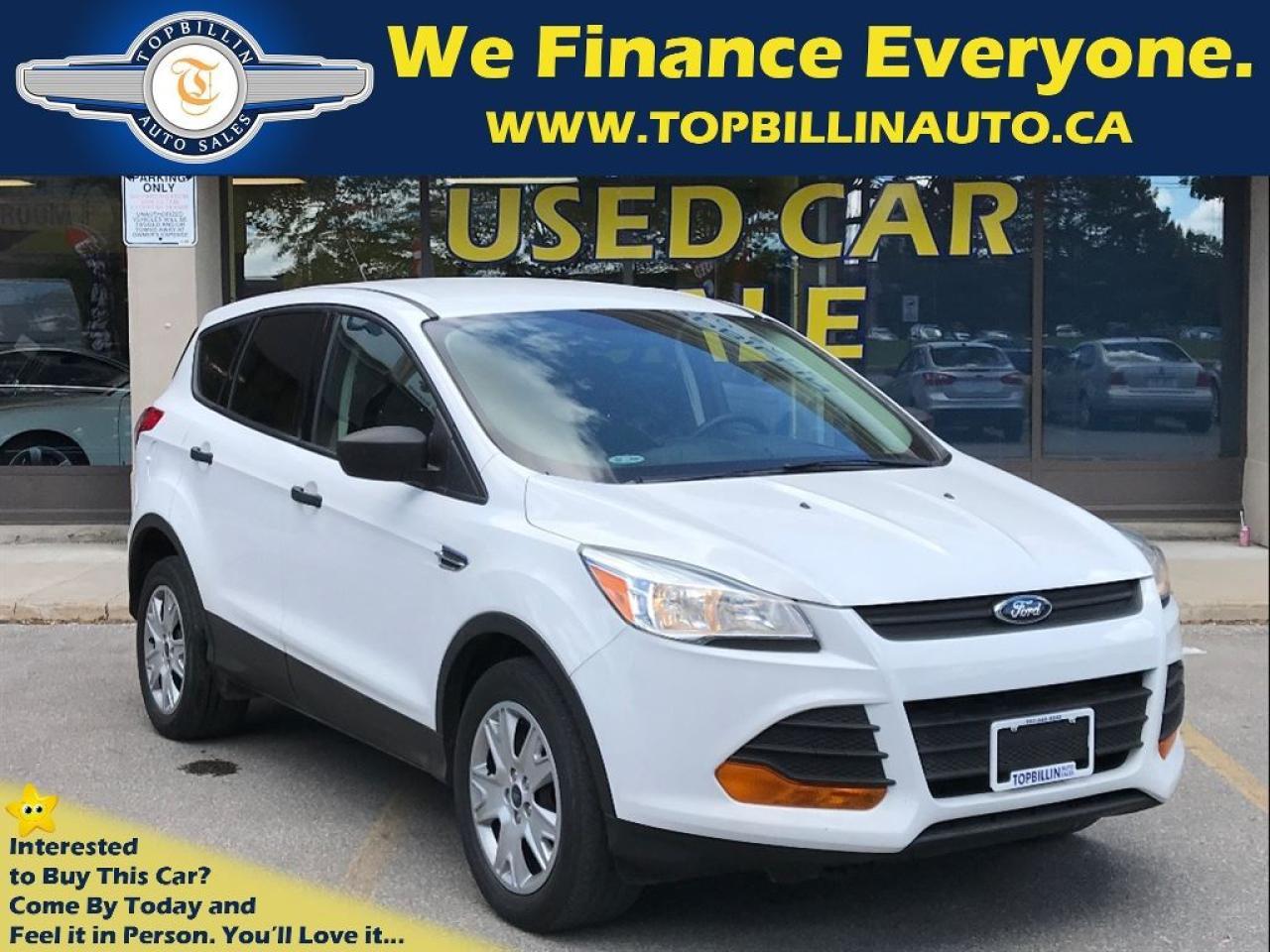 2013 Ford Escape CLEAN CARPROOF, 2 YEARS WARRANTY