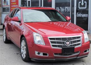 Used 2009 Cadillac CTS w/1SA for sale in Etobicoke, ON