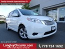 Used 2016 Toyota Sienna LE 8 Passenger W/ 8-PASSENGERS, REAR-VIEW CAMERA & HEATED FRONT SEATS for sale in Surrey, BC