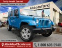 Used 2011 Jeep Wrangler Unlimited Sahara Automatic w/ Navigation for sale in Abbotsford, BC