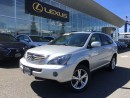 Used 2008 Lexus RX 400h ULTRA PREMIUM PKG for sale in Surrey, BC