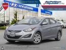 Used 2016 Hyundai Elantra GL for sale in Surrey, BC