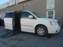 Used 2010 Chrysler Town & Country Touring-Wheelchair Accessible Side Entry for sale in London, ON