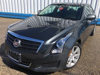 Used 2014 Cadillac ATS *LEATHER-SUNROOF* for sale in Kitchener, ON