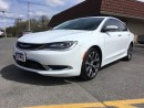 Used 2016 Chrysler 200 C for sale in Cobourg, ON