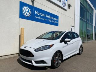 Used 2015 Ford Fiesta ST HATCHBACK M/T - SUNROOF / LOADED for sale in Edmonton, AB