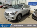 Used 2017 Hyundai Santa Fe XL Leather/Moonroof/Nav for sale in Edmonton, AB