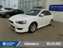 Used 2013 Mitsubishi Lancer Sunroof/Heated Seats/Bluetooth for sale in Edmonton, AB