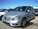 Used 2013 Mercedes-Benz B250 SUNROOF for sale in Cambridge, ON