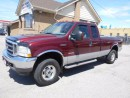Used 2004 Ford F-250 Lariat 6.0L Turbo Diesel Extended Cab 4X4 295Km for sale in Etobicoke, ON