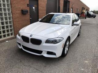 Used 2013 BMW 5 Series 528i xDrive! M  PACKAGE for sale in Scarborough, ON