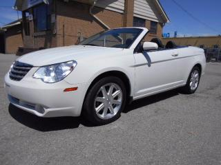 Used 2009 Chrysler Sebring Touring 2.7L V6 Leather Certified 177KMs for sale in Etobicoke, ON