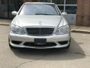 Used 2003 Mercedes-Benz S-Class 500 4 matic for sale in Mississauga, ON