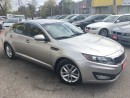 Used 2012 Kia Optima LX/6SPEED/LOADED/ALLOYS for sale in Scarborough, ON