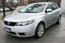 Used 2010 Kia Forte SX | WITH HEATED SEATS & BLUETOOTH for sale in Barrie, ON