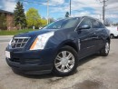 Used 2010 Cadillac SRX 3.0 Luxury for sale in Whitby, ON