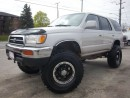 Used 1998 Toyota 4Runner SR5  for sale in Whitby, ON