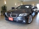 Used 2014 BMW 5 Series 550i xDrive Executive+Technology+Heads-Up for sale in Toronto, ON