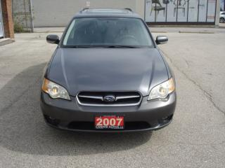 Used 2007 Subaru Legacy 2.5i w/Touring Pkg for sale in Scarborough, ON