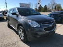Used 2011 Chevrolet Equinox LS for sale in Komoka, ON