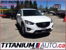 Used 2014 Mazda CX-5 GS+AWD+GPS+Camera+Sunroof+Heated Seats+BlueTooth++ for sale in London, ON