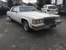 Used 1983 Cadillac DeVille Coupe Deville for sale in Surrey, BC