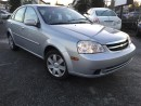 Used 2005 Chevrolet Optra LS for sale in Surrey, BC