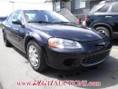 Used 2003 Chrysler SEBRING LX 4D SEDAN for sale in Calgary, AB