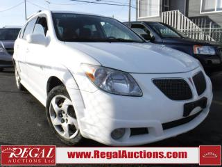 Used 2008 Pontiac Vibe 4D Hatchback for sale in Calgary, AB