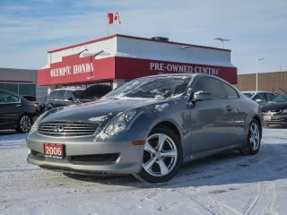 Used 2006 Infiniti G35 for sale in Guelph, ON