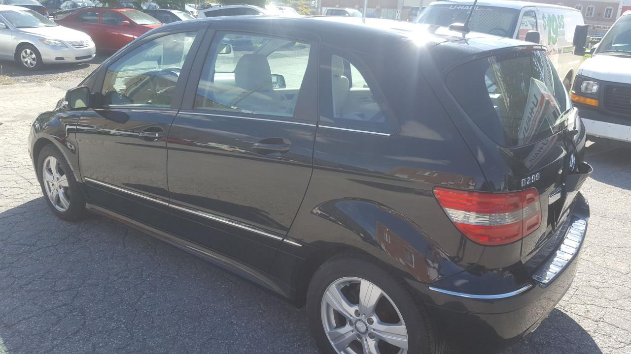 Used 2010 mercedes benz b class low mileage certified for for Mercedes benz markham