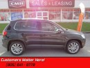 Used 2011 Volkswagen Tiguan AWD, NAV, ROOF, LEATHER, HEATHED-SEAT, BLUETOOTH for sale in St Catharines, ON