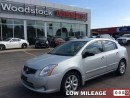 Used 2012 Nissan Sentra 2.0 S   - CD player -  cruise control -  keyless entry - $56.76 B/W for sale in Woodstock, ON