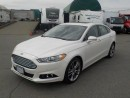 Used 2015 Ford Fusion Titanium AWD for sale in Burnaby, BC