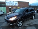 Used 2012 Hyundai Veracruz GLS AWD - 7 PASS - LEATHER - SUNROOF for sale in North York, ON