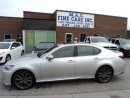 Used 2013 Lexus GS 350 AWD - F-SPORT - NAVIGATION for sale in North York, ON