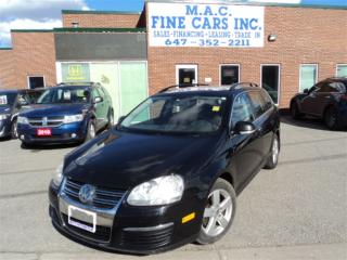Used 2009 Volkswagen Jetta LEATHER - SUNROOF for sale in North York, ON
